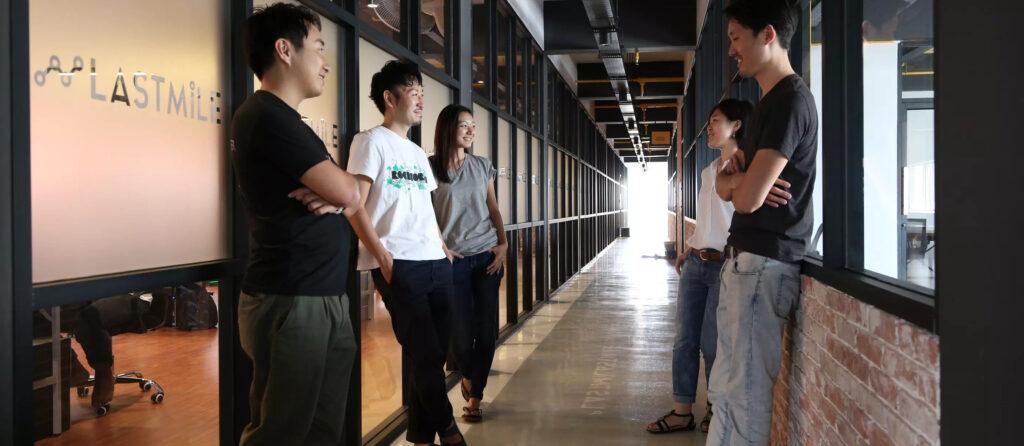 ラウトマイルワークス-カンボジア開発拠点