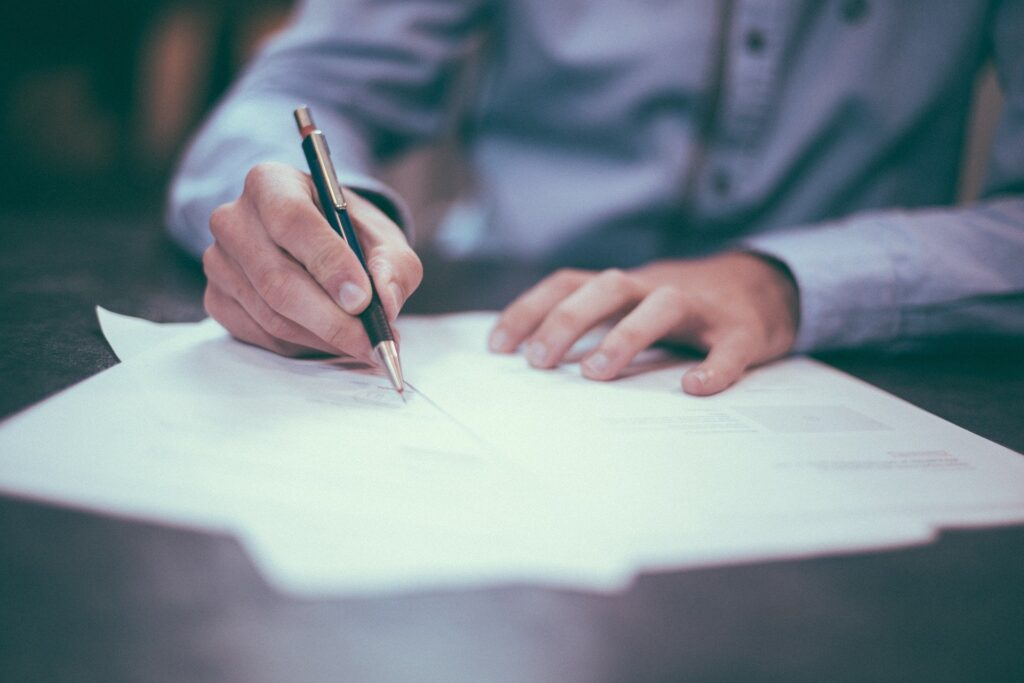 タイで会社を設立する際の基本定款(MOA)と会社登記の費用