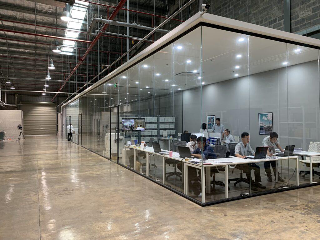 湯本電機-ベトナム工場